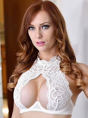 Her Lacy Lingerie
